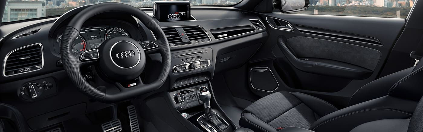 Q3 home for Audi q3 photos interieur